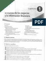 El Mundo de Los Negocios y La Información Financiera