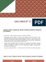 Caso Clinico 12 Lab Seminario