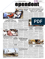 Daily Independent Quetta - 23 May 2019