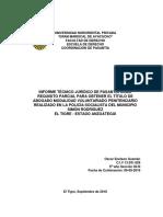 Informe Pasantia 04 10