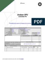 Procedimiento Para El Torqueo de Uniones Bridadas (ACPU-AGE-OPS-PRO-5.4-015-01)