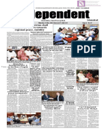 Daily Independent Islamabad - 23 May 2019