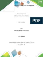 Componente Práctico Introducción a La Agronomía