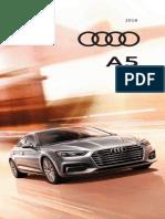 Audi A5 Brochure