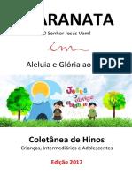 Coletânea de Hinos - CIAs (2017)