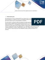 Unidad 1- Fase 2 - Desarrollar Balances de Materia de Problemas Industriales Propuestos