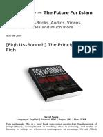 _Fiqh Us-Sunnah_ The Principles Of Fiqh _ Islam Future → The Future For Islam