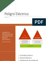 Peligro Eléctrico UCMC2