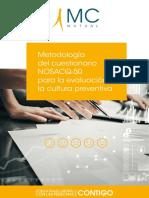 5-Metodologia Cuestionario Clima Preventivo