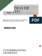 Norma de Quito