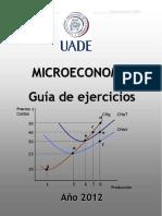 Ejercicios Microeconomia