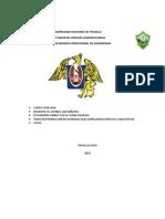 Informe Tesis Egogramas UCV PDF