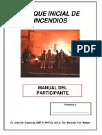 Ataque Inical de Incendios