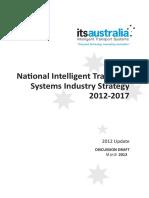 Australian ITS Industry Strategy (en)