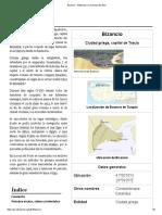 Bizancio - Wikipedia, La Enciclopedia Libre