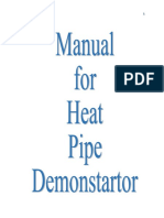 Heat Pipe Demonstrator Manual.doc