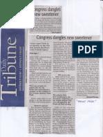 Daily Tribune, May 23, 2019, Congress dangles nes sweetener.pdf