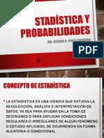 1. Estadística