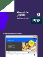 Manual Biblioteca Idat