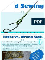 Hand Sewing Stitches PPT with videos.pdf