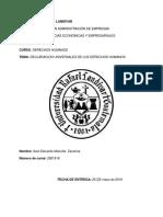 ENSAYO DE LOS DRECHOS DE HUMANOS .docx