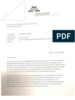 2019 05 23 - Openbara Ministerie Steven Martina Belangenverstrengeling Fatum Roger Bos Sepot