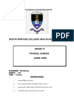 Edgemead High School