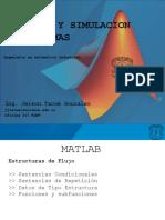 Bucles y funciones de matlab