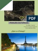 paisajes culturales en el peru
