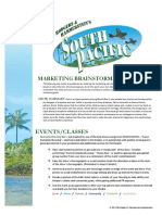 South Pacific Marketing Guide