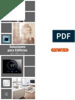 201905 Gewiss Catálogo Soluciones Para Edificios