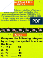Pp Math6-Qtr2w7-Day 3-4 Adding Integers