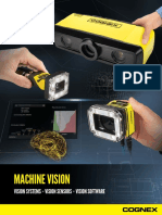 cognex machine vision