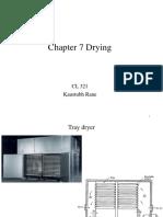 Ch7 Drying