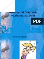 Differential Abdominal Pain_dr Putut