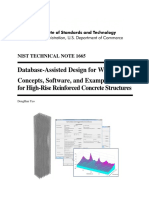 (NIST Technical Note 1665) DongHun Yeo - Database-Assisted Design for Wind_ Concepts, Software, and Example for High-Rise Reinforced Concrete Structures-National Institute of Standards and Technology .pdf