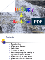 4. Water Sanitation Drinking Water Quality - Ver3