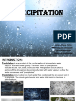 Precipitation
