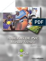 Tuberías de PVC