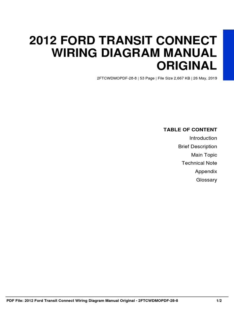 2012 Ford Focus Wiring Diagram Pdf from imgv2-1-f.scribdassets.com