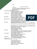 Examen de Bilant La Varsta de 9 Luni