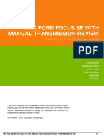 ID2de057cf1-2012 ford focus se with manual transmission review