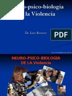 Neuro-Psico-Biología de La Violencia