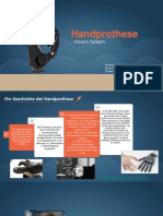 Handprothese