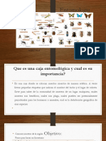 Entomologia objetivo