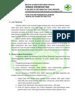 Contoh Surat Tugas Kolektif Binwil Sumsel