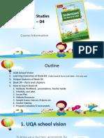 Qur'Anic Studies Book-4 Introduction