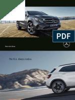 GLA X156 Brochure En