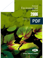 Env Report 2006