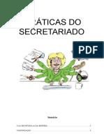 Apostila de Práticas Do Secretariado
